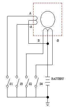 步进电机控制工作原理